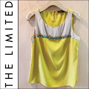 The Limited Jeweled Tank Top
